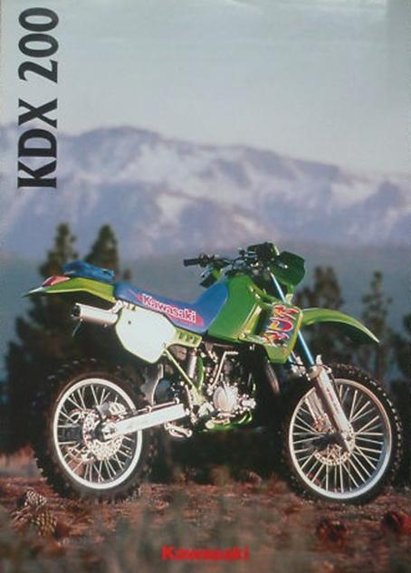 KDX 200-E