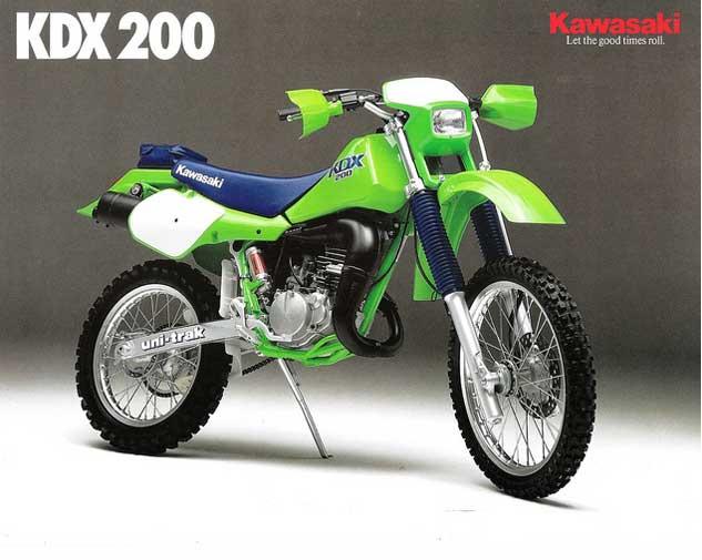 KDX 200 C3