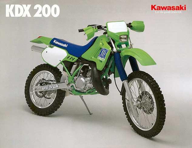 KDX 200 E1