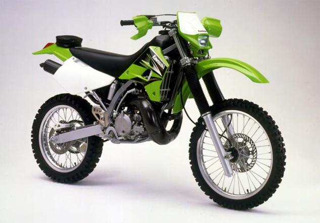 KDX 200 H10
