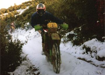 chemins moto verte